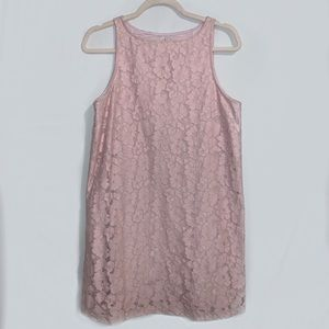 BB Dakota Dresses - BB Dakota Pink Lace Dress